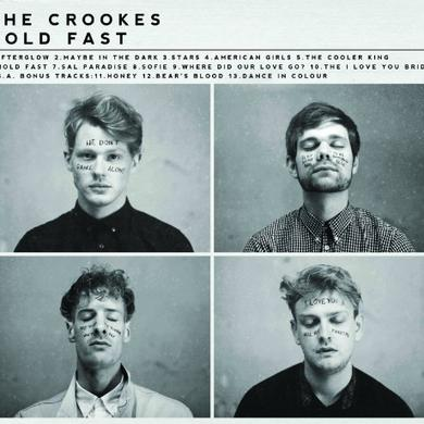 The Crookes HOLD FAST Vinyl Record