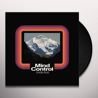 Uncle Acid & The Deadbeats MIND CONTROL Vinyl Record - Limited Edition