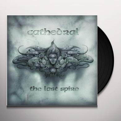 Cathedral LAST SPIRE Vinyl Record - Limited Edition