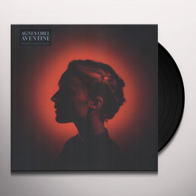 Agnes Obel AVENTINE Vinyl Record - 180 Gram Pressing