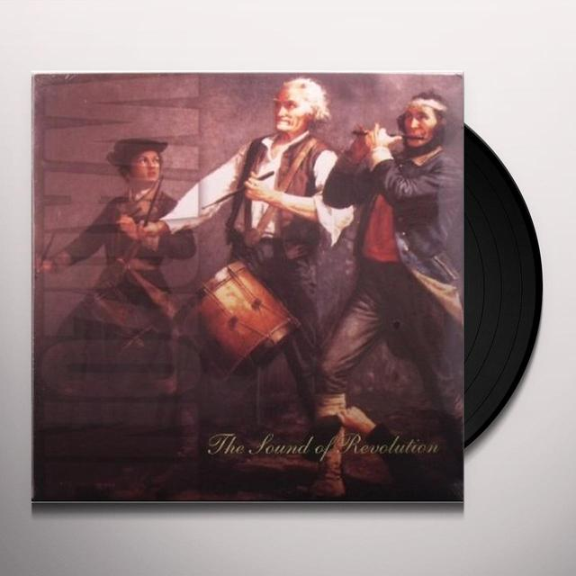 Warzone SOUND OF REVOLUTION Vinyl Record