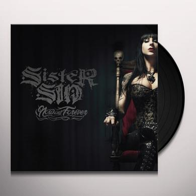Sister Sin NOW AND FOREVER Vinyl Record