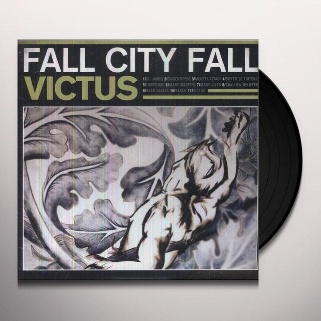 Fall City Fall VICTUS Vinyl Record