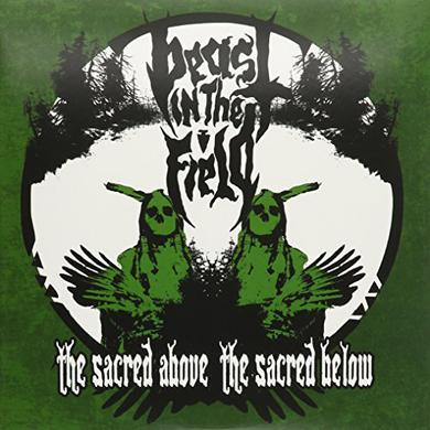 Beast In The Field SACRED ABOVE THE SACRED BELOW Vinyl Record