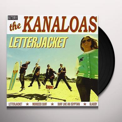 Kanaloas LETTERJACKET Vinyl Record