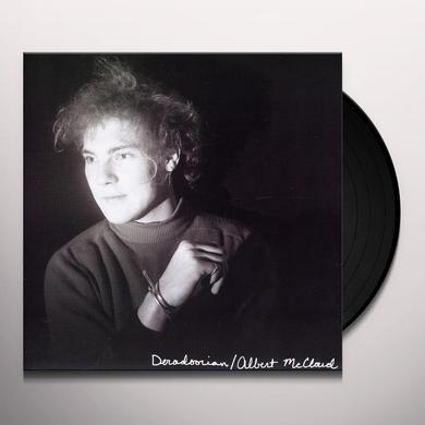 DERADOORIAN / ALBERT MCCLOUD Vinyl Record