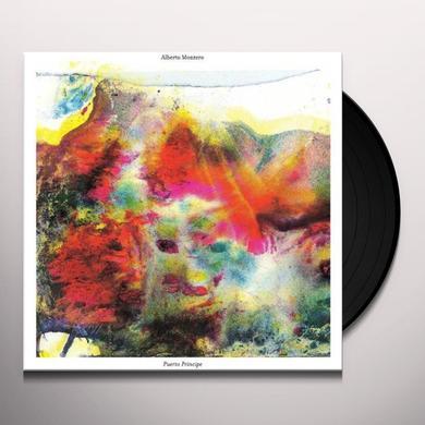 Alberto Montero PUERTO PRINCIPE Vinyl Record