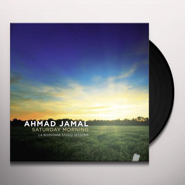 Ahmad Jamal SATURDAY MORNING Vinyl Record