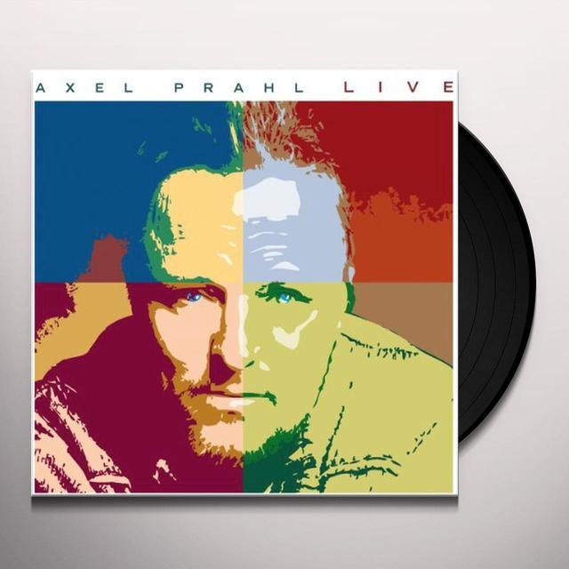 Axel Prahl DAS KONZERT: LIVE 2013 Vinyl Record