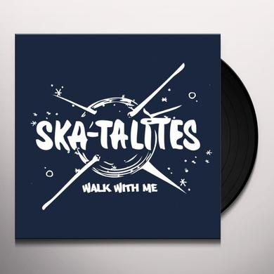 The Skatalites WALK WITH ME Vinyl Record
