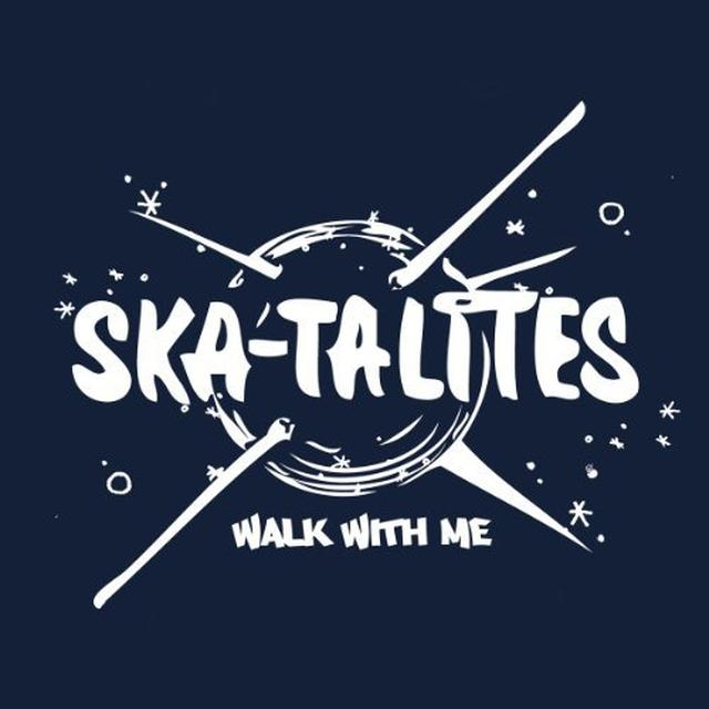 The Skatalites WALK WITH ME Vinyl Record - Limited Edition