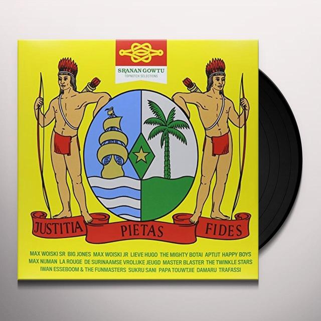 SRANAN GOWTU / VARIOUS Vinyl Record