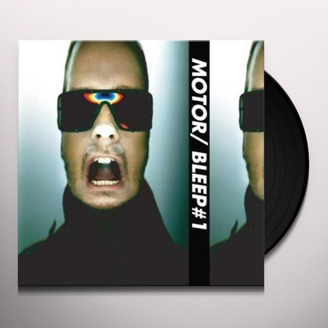 Motor BLEEP 1 Vinyl Record