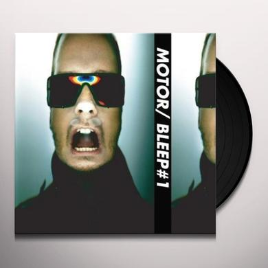 Motor BLEEP 1 Vinyl Record