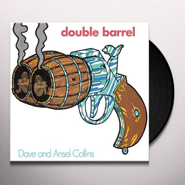 Dave Collins & Ansell DOUBLE BARREL Vinyl Record - 180 Gram Pressing, Reissue