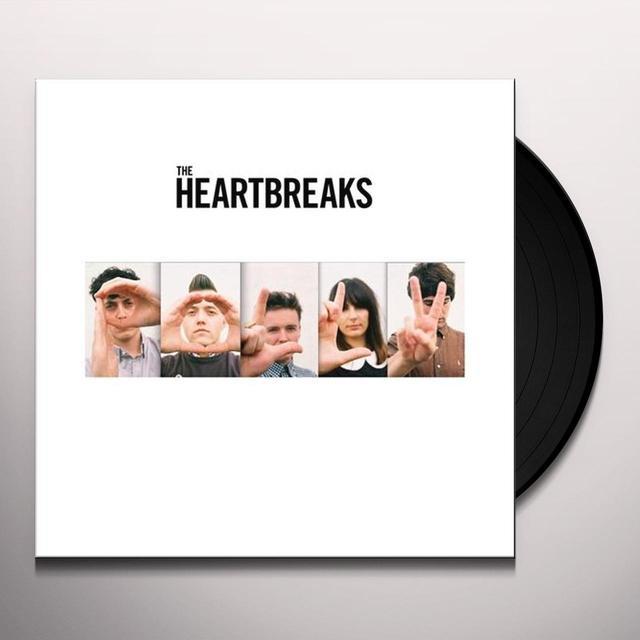 Heartbreaks POLLY Vinyl Record