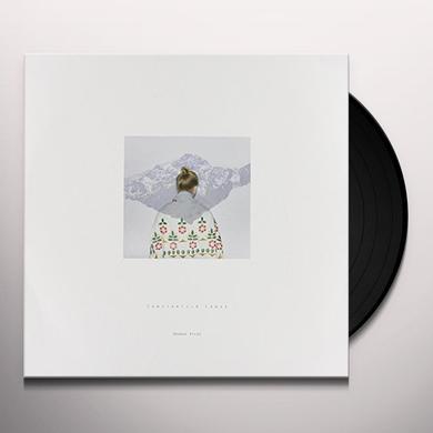 Constantijn Lange ORANGE ATLAS Vinyl Record
