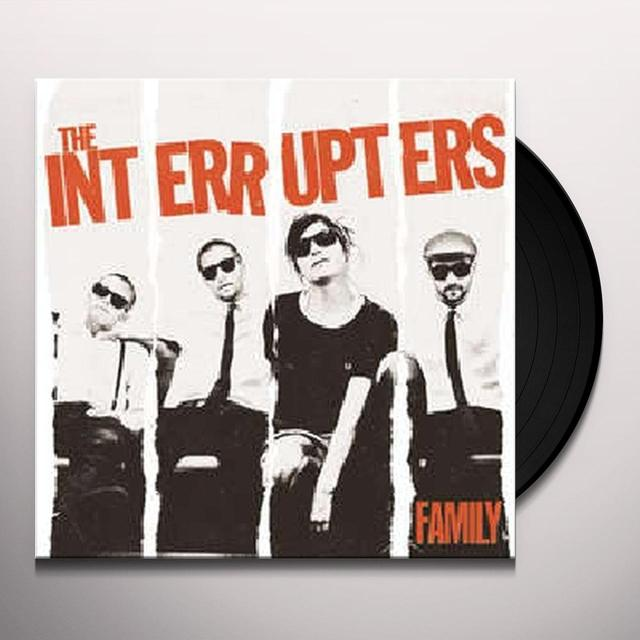 The Interrupters FAMILY Vinyl Record