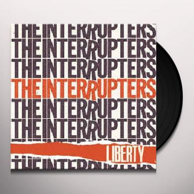 The Interrupters LIBERTY Vinyl Record