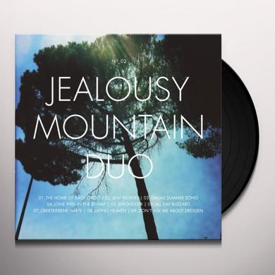 Jealousy Mountain Duo NO 02 Vinyl Record