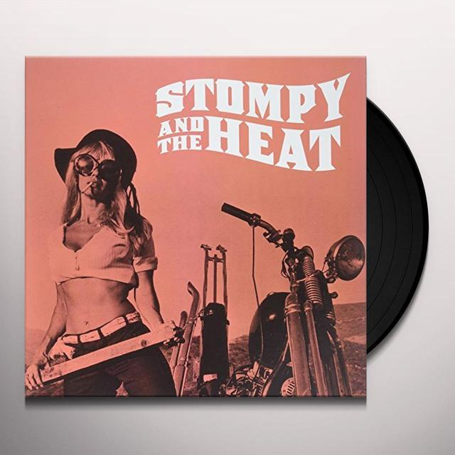 STOMPY & THE HEAT Vinyl Record - Australia Import