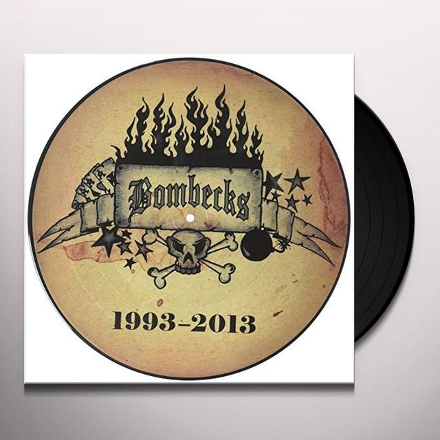 Bombecks 1993 - 2013 (BONUS CD) Vinyl Record