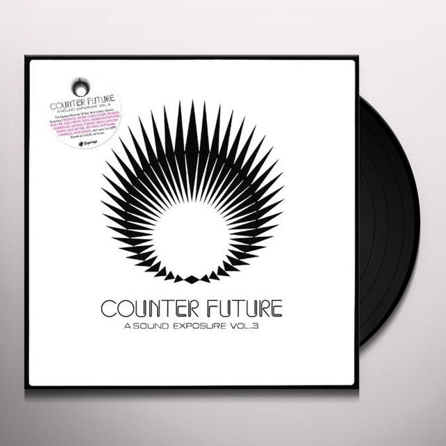 COUNTER FUTURE / VARIOUS Vinyl Record