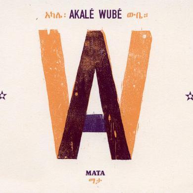 Akale Wube MATA Vinyl Record