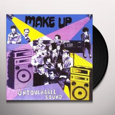 Make Up UNTOUCHABLE SOUND Vinyl Record