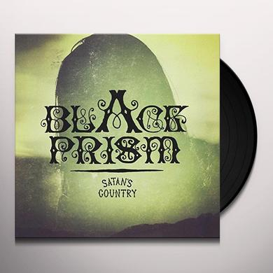 Black Prism SATAN'S COUNTRY Vinyl Record