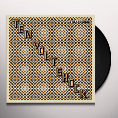Ten Volt Shock STRASBOURG Vinyl Record