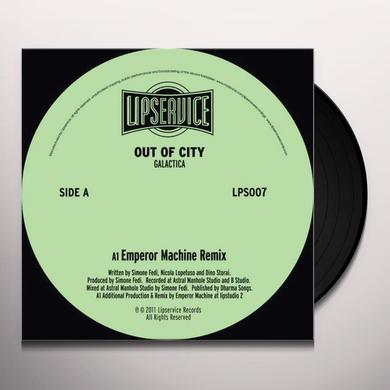 Out Of City GALACTICA Vinyl Record