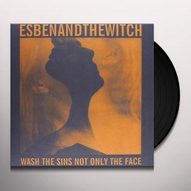 Esben & The Witch WASH THE SINS NOT ONLY THE FACE Vinyl Record - UK Import