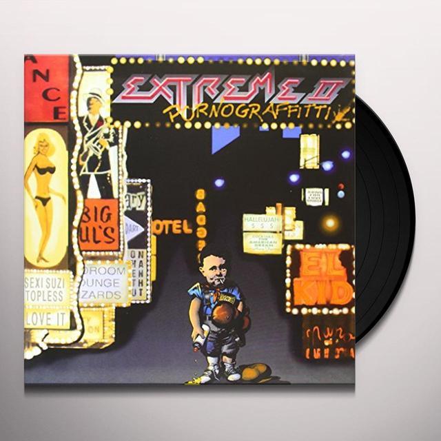 Extreme PORNOGRAFFITTI Vinyl Record