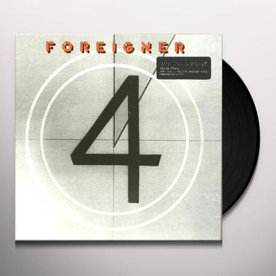Foreigner 4 Vinyl Record - Holland Import