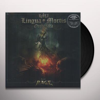 Lingua Mortis Orchestra LMO Vinyl Record