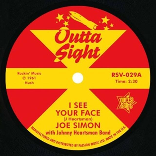 Joe Simon I SEE YOUR FACE Vinyl Record