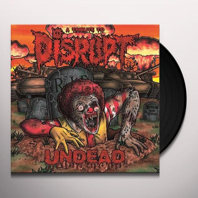 UNDEAD / VARIOUS Vinyl Record