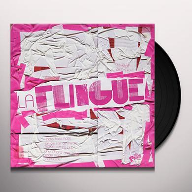 La Flingue KLEB STOFF ZERO DEUX Vinyl Record