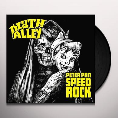Peter Pan Speedrock / Death PETER PAN Vinyl Record