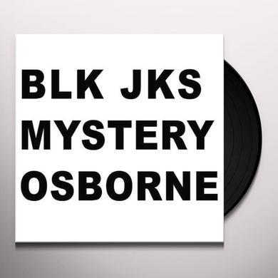 Blk Jks MYSTERY (OSBORNE REMIX) Vinyl Record