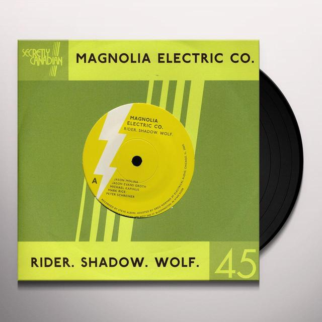Magnolia Electric Co RIDER SHADOW WOLF Vinyl Record