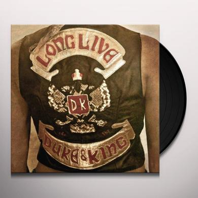 LONG LIVE THE DUKE & THE KING Vinyl Record