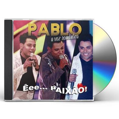 cd pablo a voz romantica ee paixo