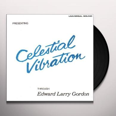 Edward Larry Gordon SOUL JAZZ RECORDS PRESENTS CELESTIAL VIBRATION Vinyl Record