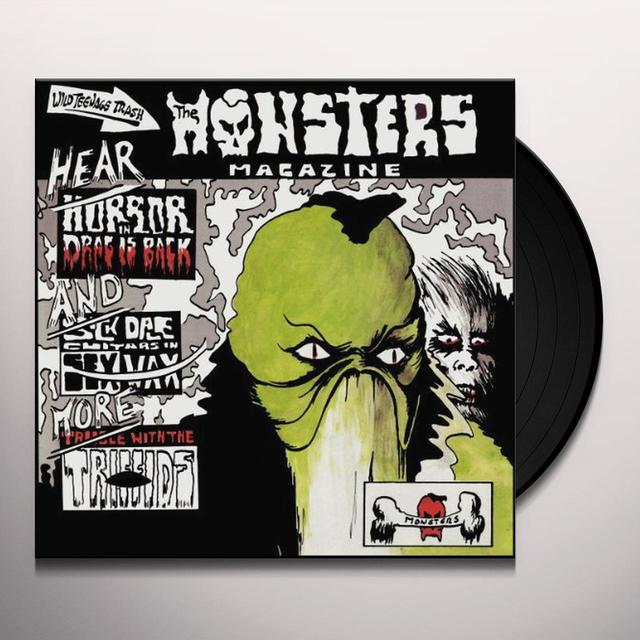 Monsters HUNCH Vinyl Record