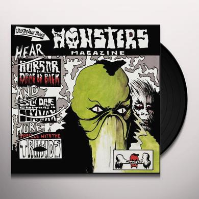 Monsters HUNCH (BONUS CD) Vinyl Record