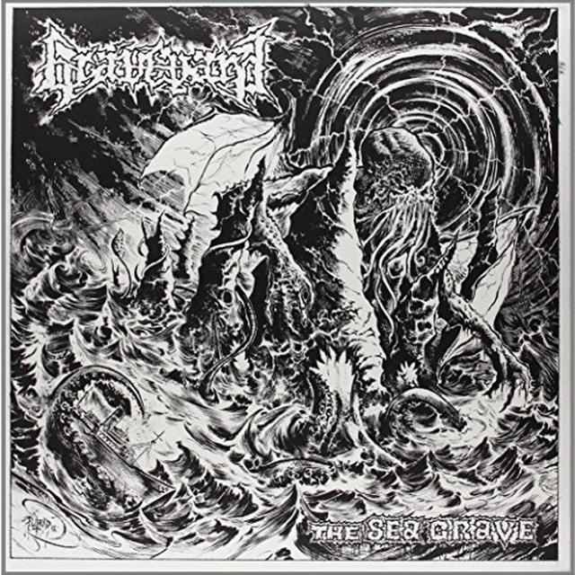 Graveyard SEA GRAVE Vinyl Record