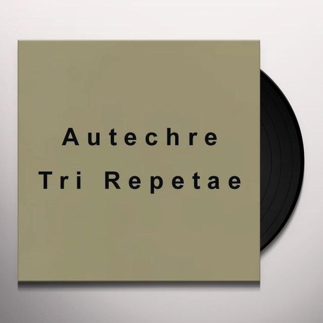 Autechre TRI REPETAE (Vinyl)