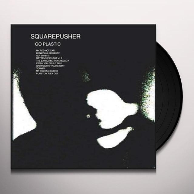 Squarepusher GO PLASTIC Vinyl Record